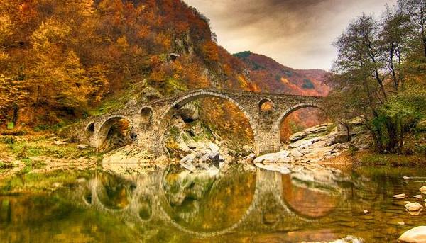 Rhodopi autumn