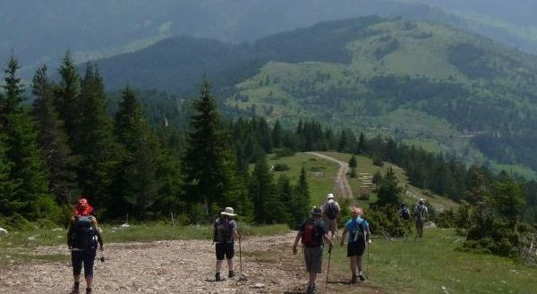 Hiking Rhodope Mts