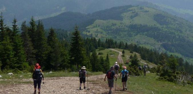 Hiking Rhodope Mts